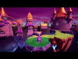 Spyro Reignited Trilogy - All Scaled Up Reveal Trailer - PS4