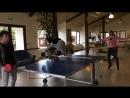 Ping Pong acrobatique au campus - 981638
