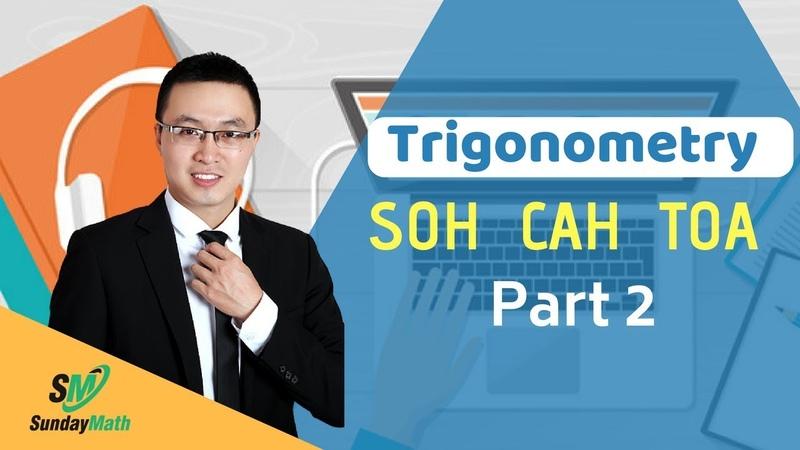 Trigonometry 2 Applying SOH CAH TOA To Right Angles Triangles IGCSE Program