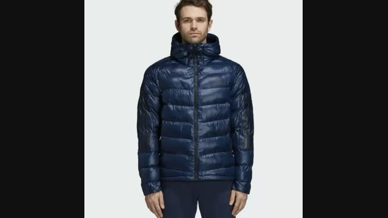Куртка утепленная мужская Adidas 3-STRIPES