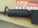 TOP (Japan) M4A1 Carbine Ultimate Shell Ejecting Blowback AEG-2 by boonkrong-comics