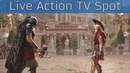 Assassin's Creed Odyssey Live Action TV Commercial HD 1080P