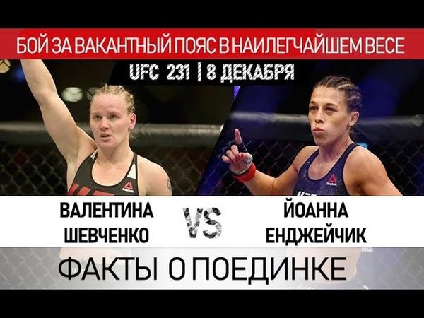 Факты о поединке: Шевченко vs Енджейчик