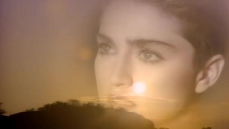 Madonna La isla Bonita