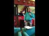 Антон Зимин на Ред Капс в рамках проекта Stand-up Лига от Backstage Club Пилотный выпуск
