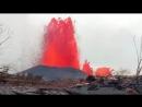 Hawaii Lava Fissure 8 close-up Leilani Estates