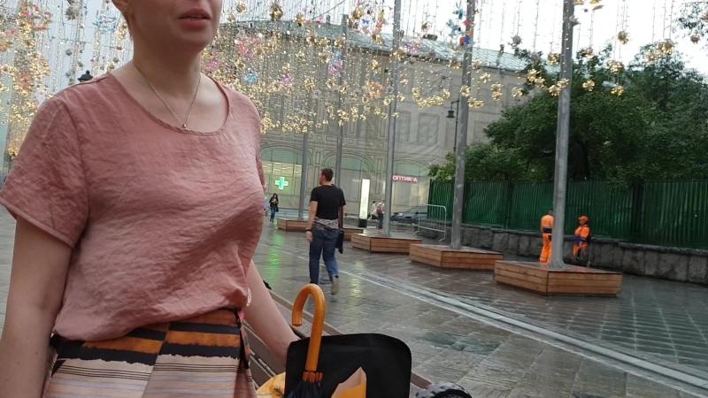 Москва, мундиаль