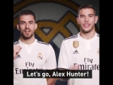 Добро пожаловать в Реал, Алекс Хантер