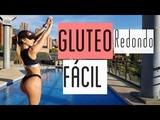 GLUTEO Redondo! RUTINA Facil y Efectiva en CASA! Naty Arcila