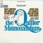 John Barry альбом The Quiller Memorandum (Original Sound Track Recording)