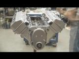 Реставрация двигателя Chrysler Hemi