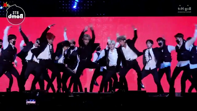 [Mirrored] BTS focus - Mic Drop Remix with dance breaks