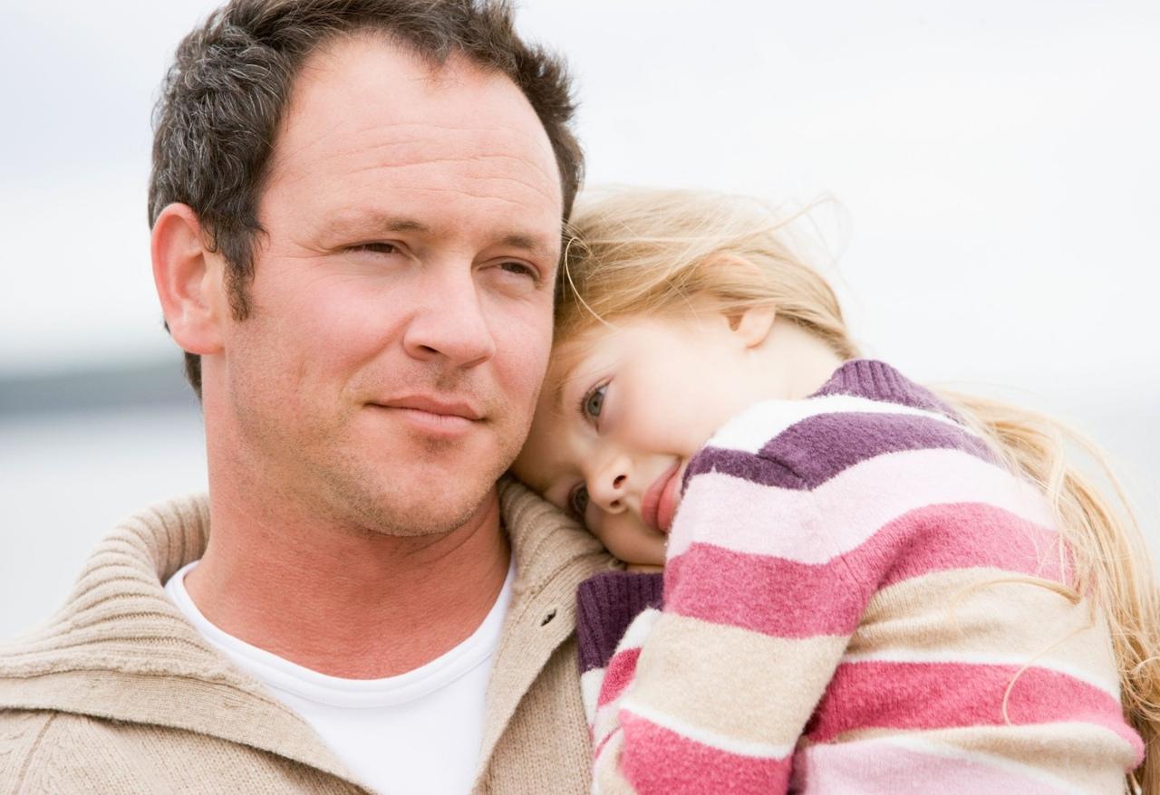 Картинки папа с дочкой