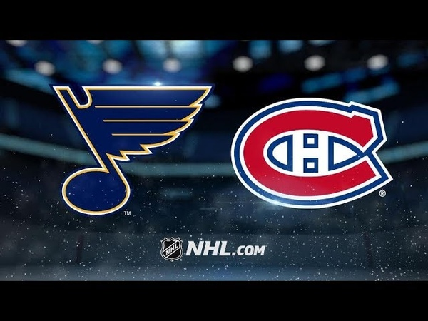 St. Louis Blues vs Montreal Canadiens - Oct.17, 2018 | Game Highlights | NHL 2018/19 | Обзор Матча