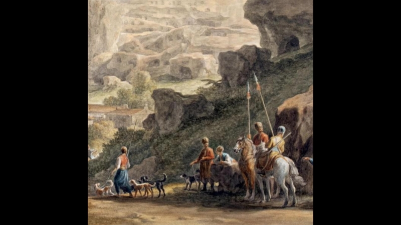 Михаил Матвеевич Иванов (1748-1823) – крупнейший русский пейзажист и акварелист конца XVIII – начала XIX века.