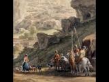 Михаил Матвеевич Иванов (1748-1823) крупнейший русский пейзажист и акварелист конца XVIII начала XIX века.