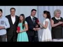 Торжественная церемония вручения дипломов с отличием студентам ПГУ им.Т.Г.Шевченко