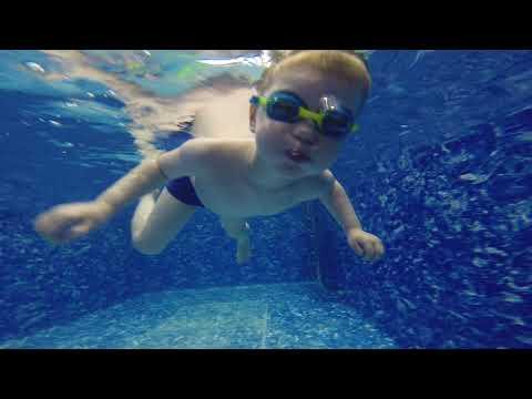 Глоба Даниил. Плавание для детей в ДОЦ