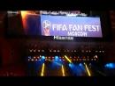 Fifa fan fest B.Benassy