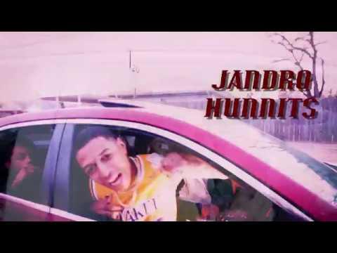 Jandro Hunnits - BARLOW BLOCK shot_by_@LilG Productions