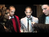 INTERVIEW WITH NATHAN HECTOR, OLIVER STARK, SAMI TESFAY &amp ARMANI LEWIS iFILM LONDON