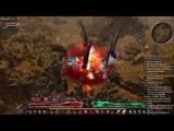 Grim Dawn / Chaos+Necr 85 lvl на абсорбах разносит ультимат в щепки (DAIL)
