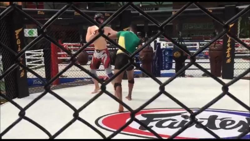 Fairtex vs Venum MMA friendly training part 2