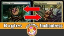 After Sideboard: BOGLES becomes ENCHANTRESS - (Modern) - Transformative Sideboard