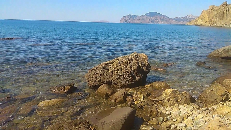 море чудесное спокойное