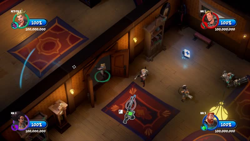 мое личное. прохождение. игры. охотники за привидениями. Ghostbusters формате 3 d мультик.