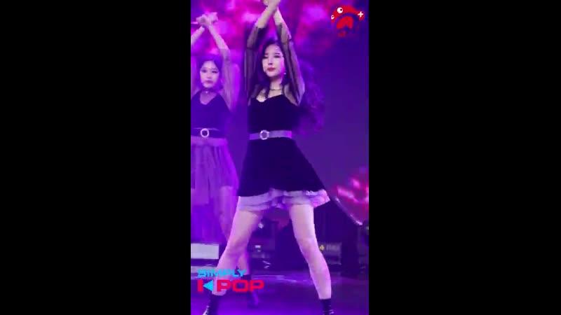 [Simply K-Pop] FAVORITE Seo Yeon LOCA (페이버릿 서연 직캠) _Ep.348