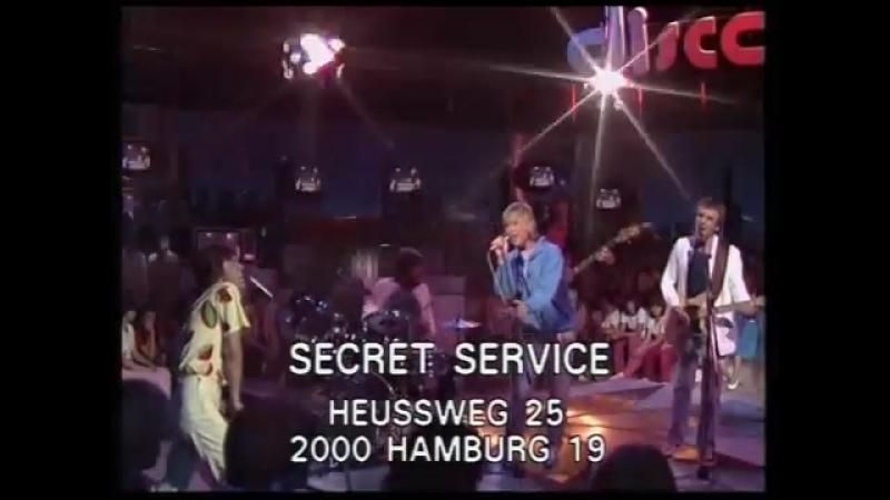 Secret Service - Ten OClock Postman