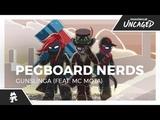 Pegboard Nerds - Gunslinga (feat. MC Mota) [Monstercat Lyric Video]