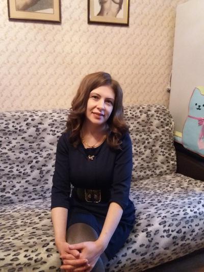 Ольга Никандрова (короткова)