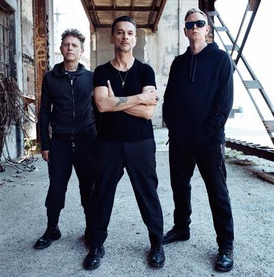 Depeche-Mode Official-Vk