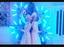 Световое шоу Зимняя сказка Шоу прокт Самум Нижневартовск Мегион Радусжный Стрежевой Сургут Новый Год