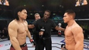Bolo Yeung vs. Van Damme (EA Sports UFC 3) - CPU vs. CPU