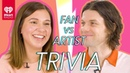 James Bay Goes Head to Head With His Biggest Fan | Fan Vs Artist Trivia