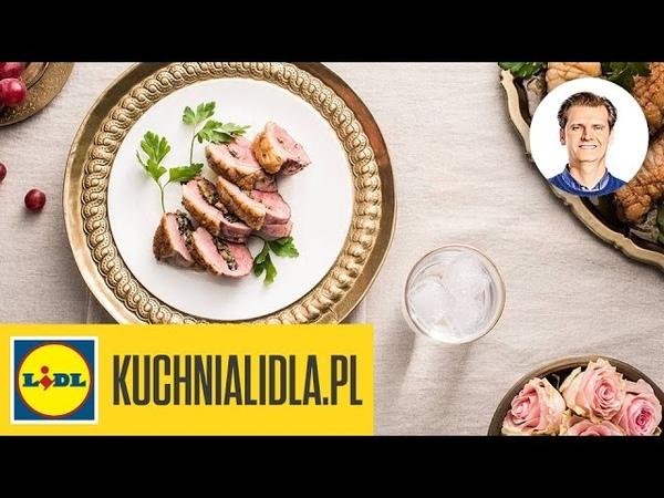 🍴 Piersi kaczki z serem i pieczarkami Cyril Kuttene przepisy Kuchni Lidla