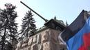 В Донецке возложили цветы освободителям Донбасса Кузьме Гурову и Францу Гринкевичу