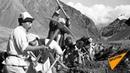 Десятки тысяч людей рисковали жизнью высоко в горах как строили дороги Кыргазстана
