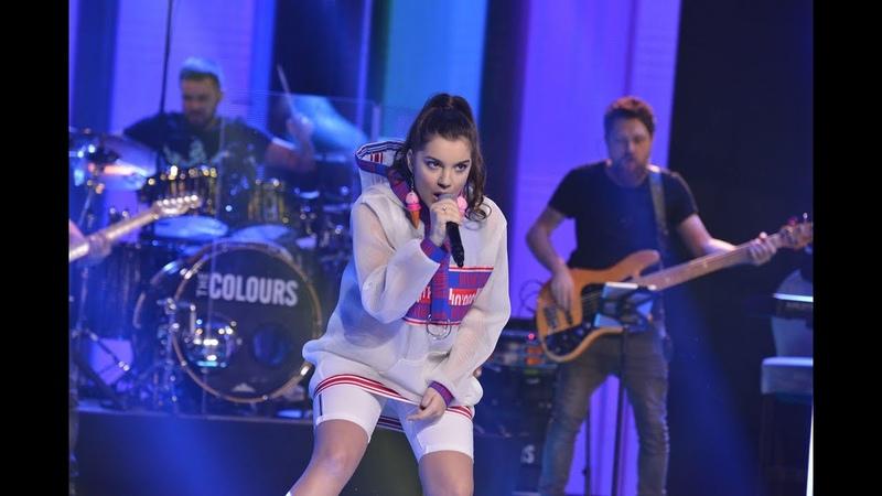 Netta - Toy. Vezi cum cântă Ioana Bulgaru, în a doua gală LIVE X Factor!