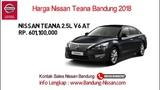 Harga Nissan Teana - Dealer Nissan Bandung  081323589292