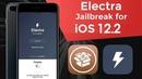 How to Jailbreak iOS 12.2 [Electra TWEAK] - iOS 12.2 Jailbreak with WORKING CYDIA! - TUTORIAL