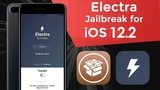 How to Jailbreak iOS 12.2 Electra + TWEAK - iOS 12.2 Jailbreak with WORKING CYDIA! - TUTORIAL