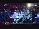 181212 BTS Reaction to IZONE's Performance @ 2018 MAMA Fans Choice in Japan