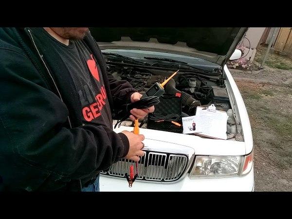 VXDAS VSP200 Power Automotive Circuit Tester Kit Probe Trailer Wire Wiring Voltage Continuity Tester
