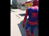 Человек-паук в Волгодонске