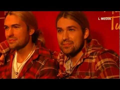 David Garrett bei Madame Tussauds Berlin 16.06.2011