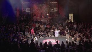 Flavourama 2018 | Top 8 Hip Hop: Silas & Tune (NL) vs. Artem & Puncha (RU) | Danceproject.info